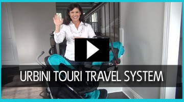 Urbini Touri Travel System Review (VIDEO)