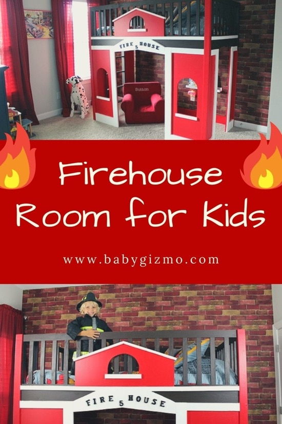 At Home with Baby Gizmo Episode Two – The Firehouse Room