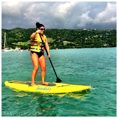 paddleboardings