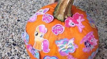 Sticker That Pumpkin