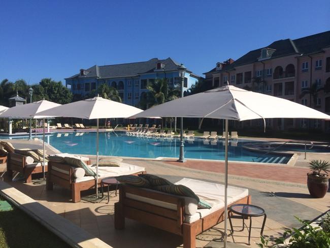 Sandals Resort Pool