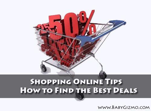 shopping online secrets