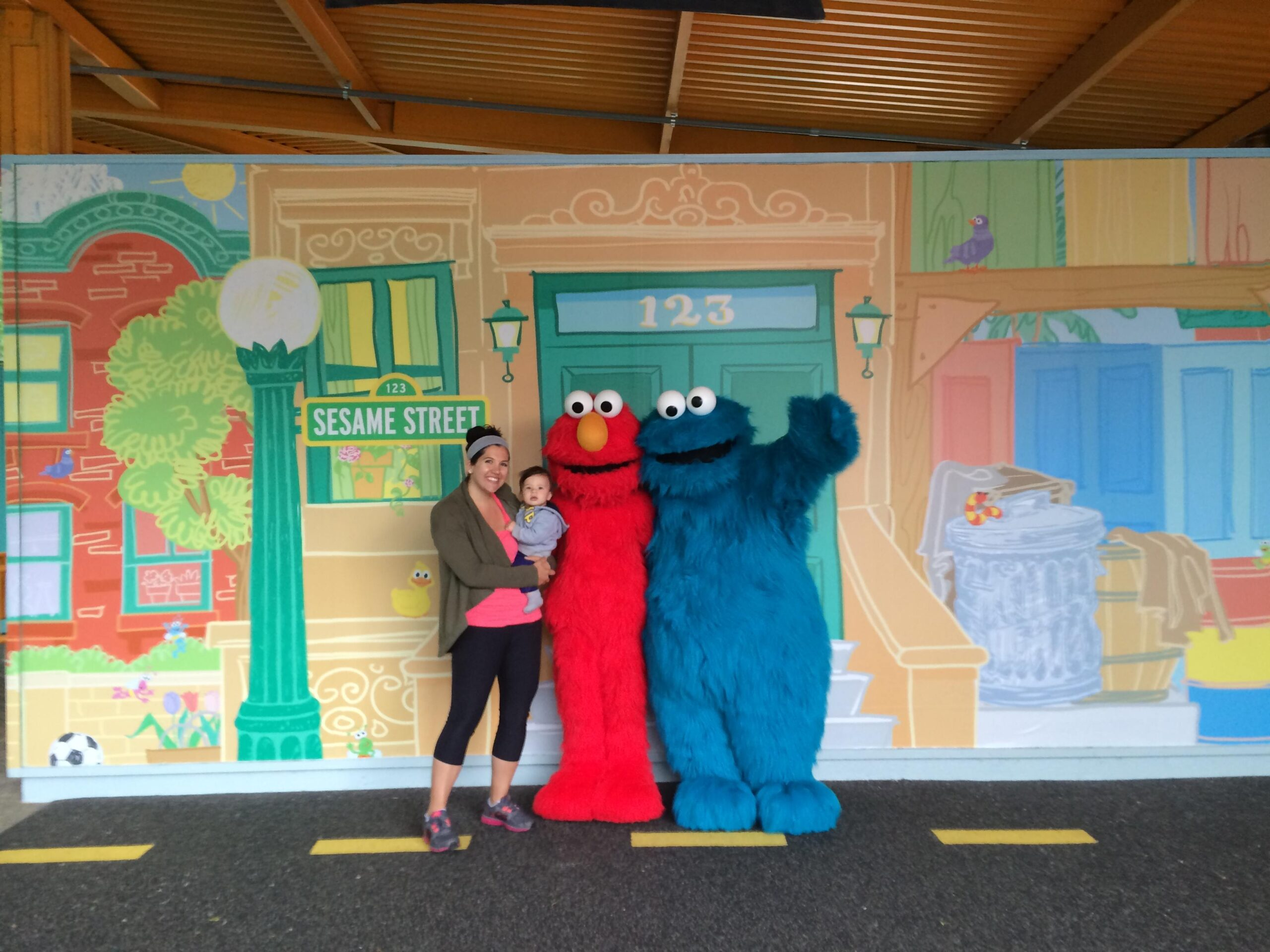 Travel Review: Sesame Place