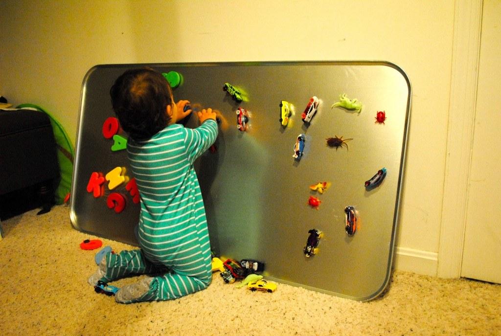 DIY for Beginners- Magnetic Board