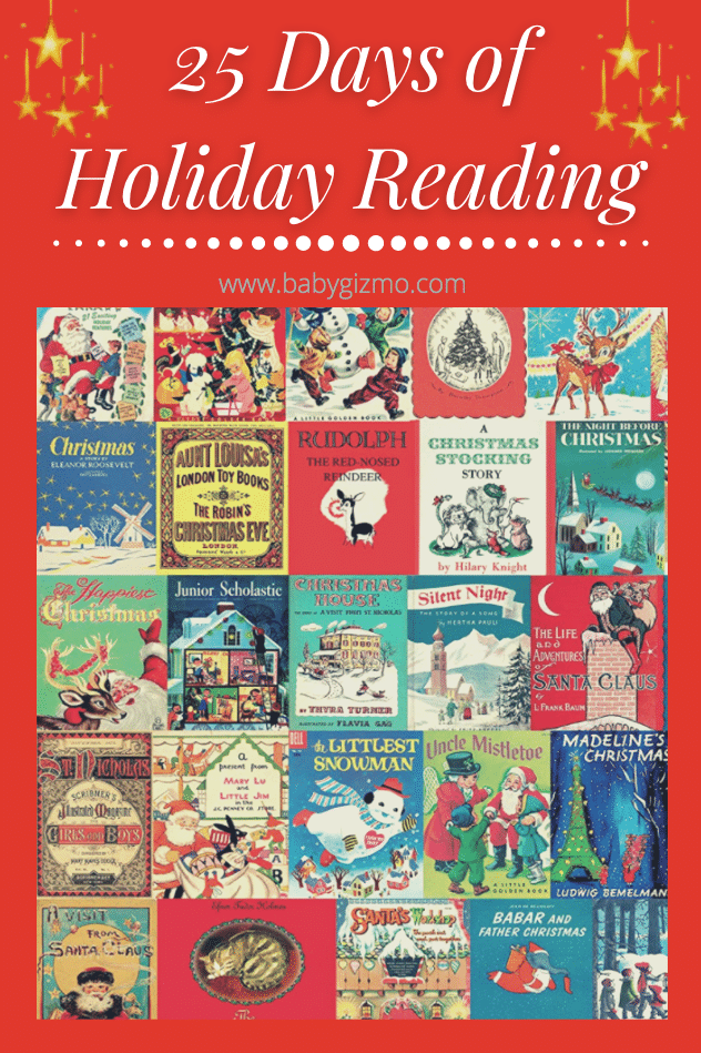 25 Days of Holiday Reading