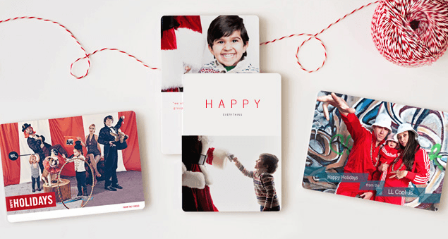 holiday cards from paper culture
