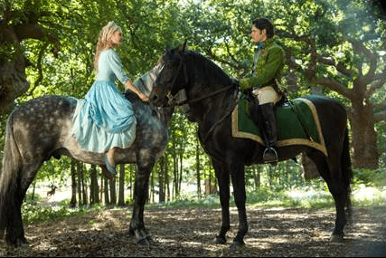 Walt Disney Studios Debuts Movie Trailer For Cinderella
