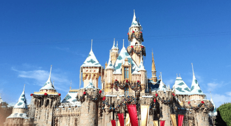 Disney Holidays At The Disneyland Resort