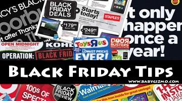 Black Friday Tips