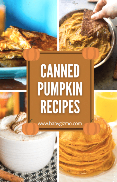 Leftover Canned Pumpkin Recipes