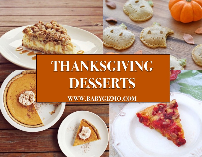 8 Thanksgiving Desserts