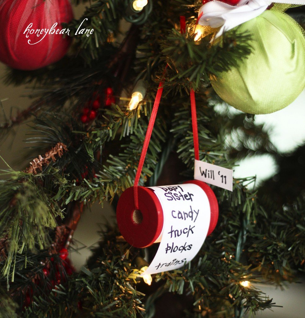 3 Easy DIY Christmas Ornaments