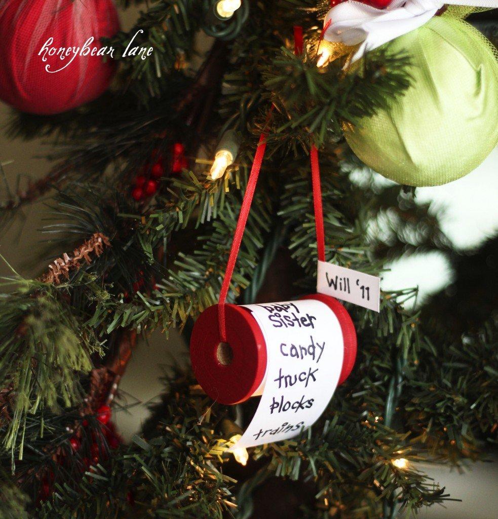 3 Easy DIY Christmas Ornaments