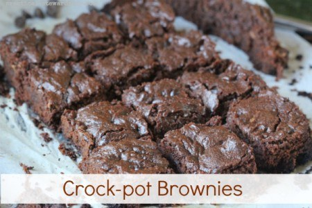 Crock pot Brownie