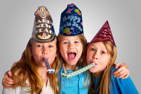What To Do WITH The Kids On New Year's Eve