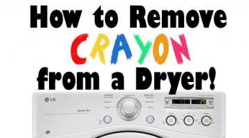 crayondryer