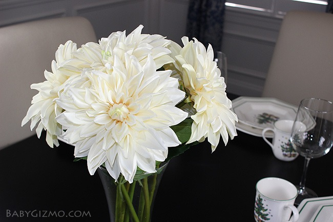 diningflowers