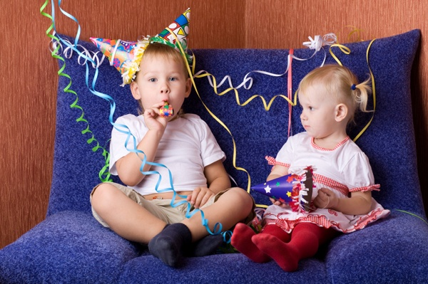Celebrating New Year's Eve with Toddlers