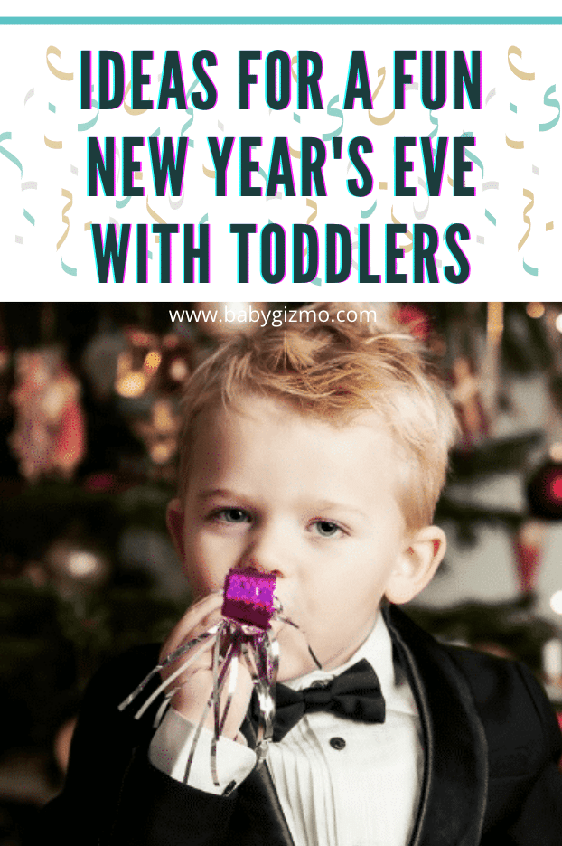 new years with toddlers