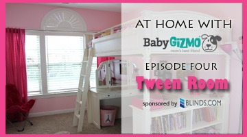 At Home with Baby Gizmo Episode Six – Tween Room