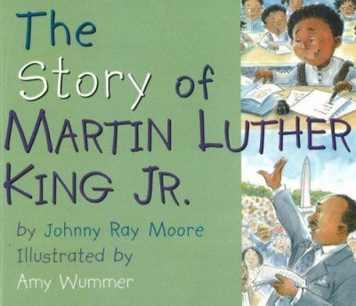 5 Books To Teach Children About Martin Luther King