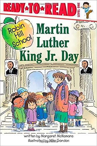 Martin Luther King Day Book