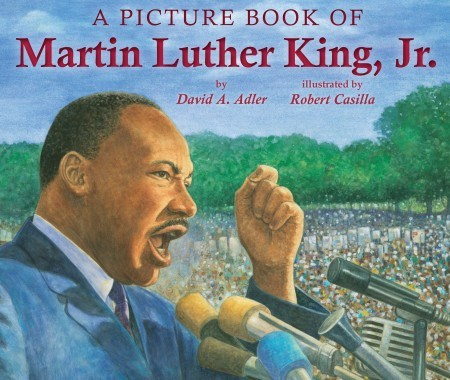 Martin Luther King Day picture book