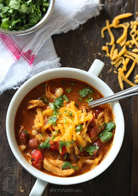 Five Tried and True Chili Recipes