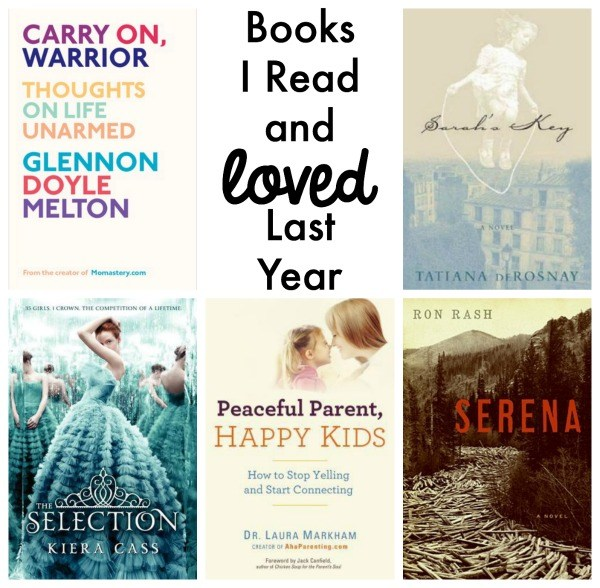The Books I Read and Loved Last Year