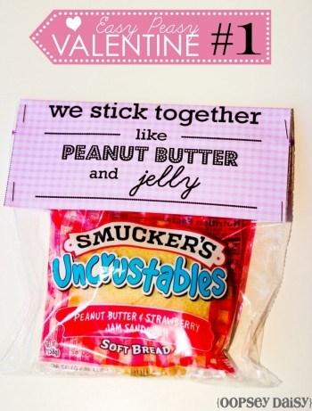 Edible Valentine Gift Idea