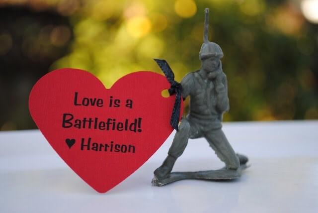 army men valentine