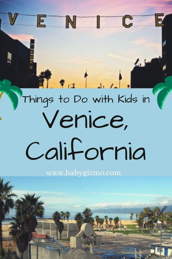 Things To Do With The Family in Venice Beach, California