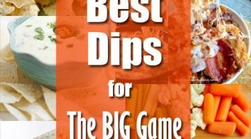 best dips