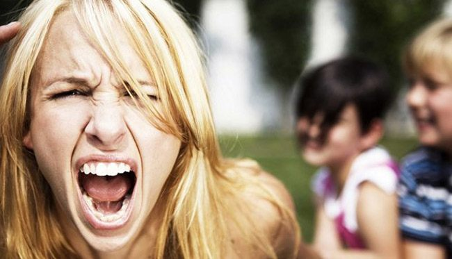 The Mom Rage List