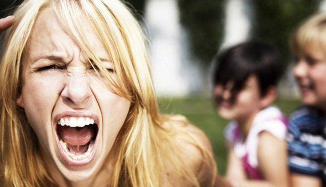 The Mom Rage List