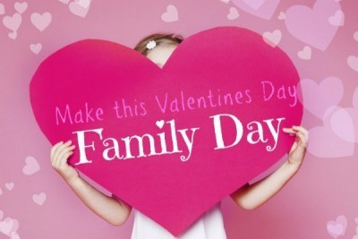 10 Valentine's Day Family Activities