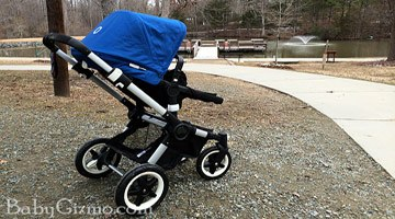 Bugaboo Buffalo Stroller Spotlight Review (VIDEO)