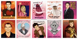 Doctor Who Printables