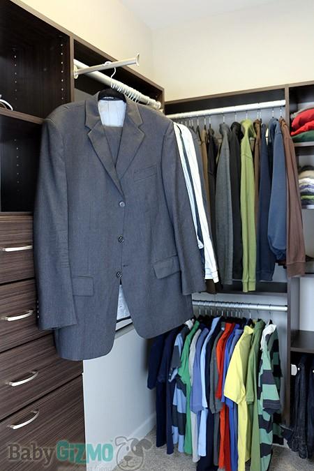 Easy Closets Valet