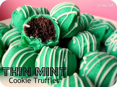 St Patrick's Day desserts: Truffles