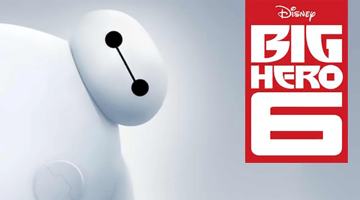 Big Hero 6 DVD Release