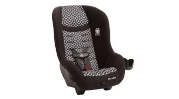 cosco scenera next convertible car seat review video. Black Bedroom Furniture Sets. Home Design Ideas