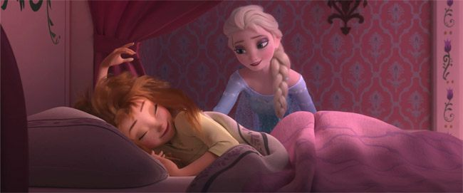 Frozen Fever is Coming to a Theater Near You in March