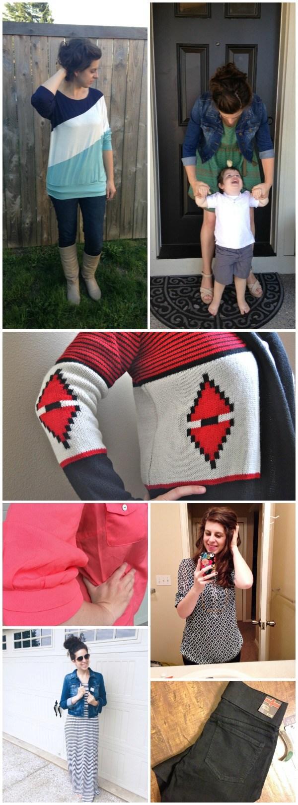 stitch fix collage