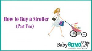How to Buy a Stroller