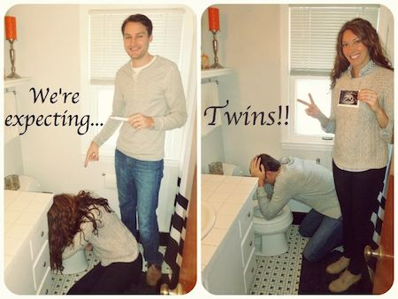 Cute Pregnancy Announcements!