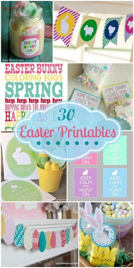 30-Easter-Printables