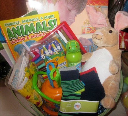 Easter Basket Ideas: 8 ways for candy free