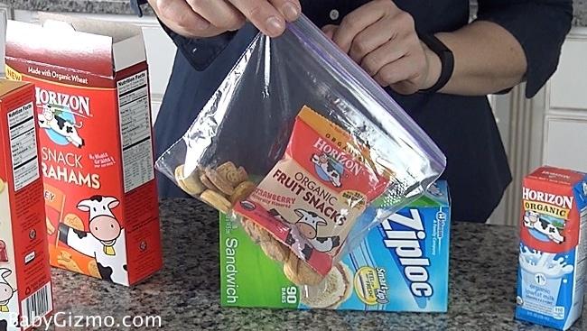 Horizon Organics: Snack Bags