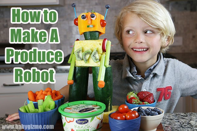 Produce Robot